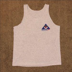 07bfe6e910d695 Speedo Shirts - 90 s vintage speedo muscle shirt tank